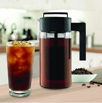 Takeya Patented Deluxe Cold Brew Iced Coffee Maker