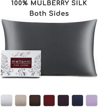 Mellanni Mulberry Silk Pillowcase