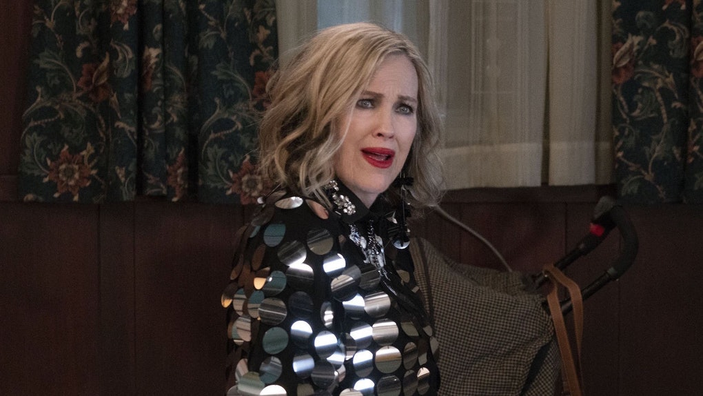Catherine O'Hara's video acceptance speech at the 2020 Canadian Screen Awards stole the show.