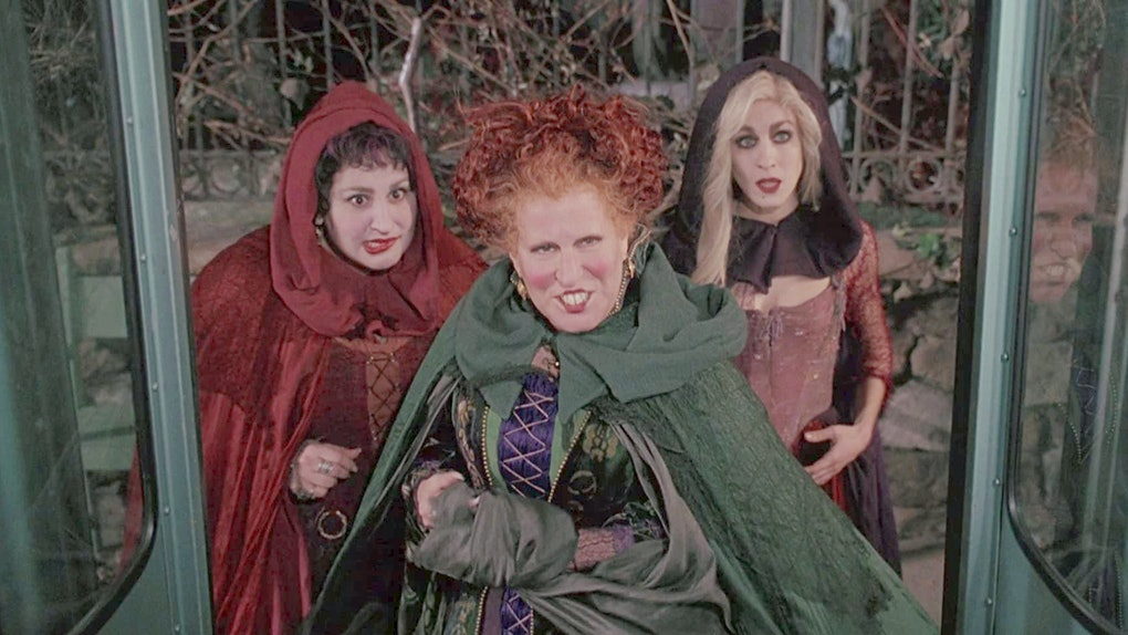 "Sarah Jessica Parker's update on a 'Hocus Pocus"" sequel is so enchanting."