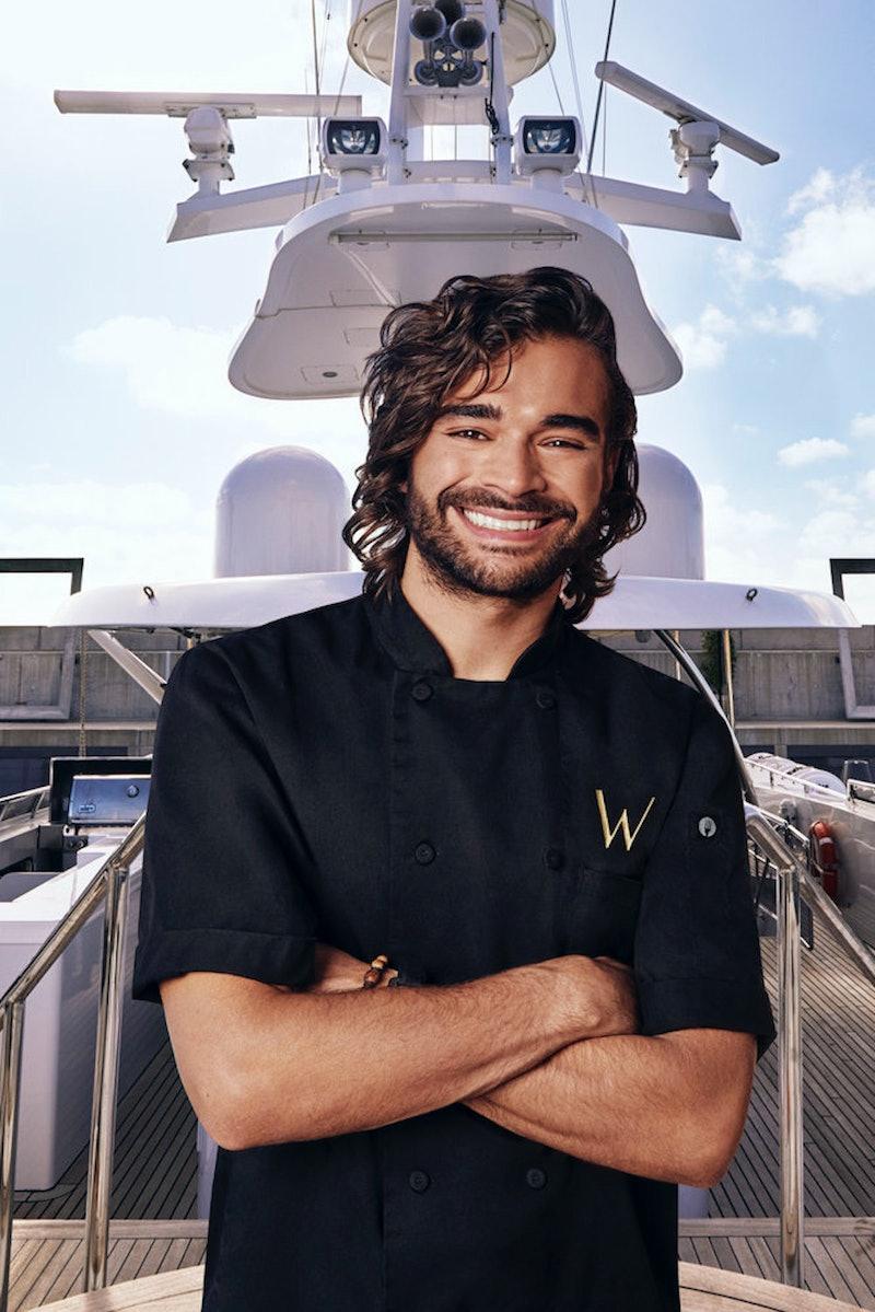 "'Below Deck: Mediterranean' Star Hindrigo ""Kiko"" Lorran is a globe-trotting, Brazilian chef."