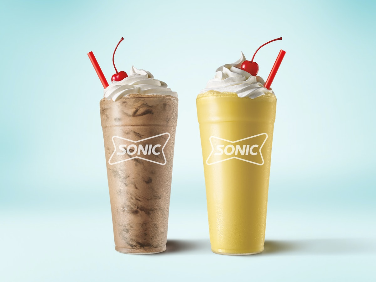 Sonic's new Brownie Batter Shake is a summer treat.