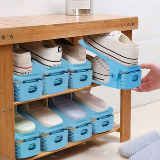 AQUAPRO Shoe Slots Organizers (10-Pack)