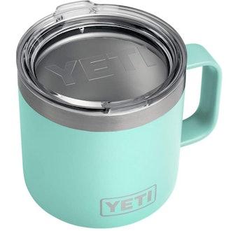 YETI Rambler 14 oz Stainless Steel, Vacuum Insulated Mug