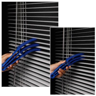 RUIMAICAN Window Blind Cleaner Duster Brush