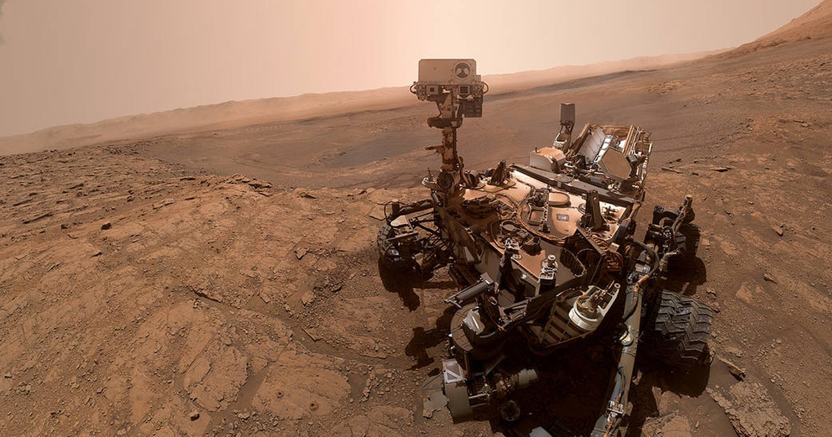 NASA's next Mars rover is getting eyes humans can only dream of