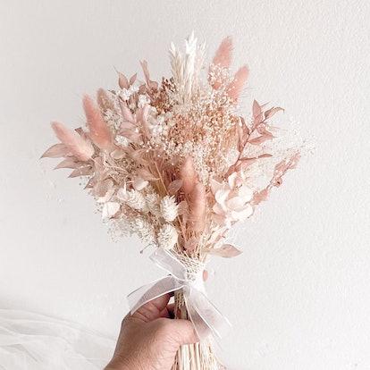 Blush Flowers Bouquet