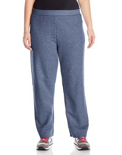 JUST MY SIZE Women's Plus-Size Fleece Sweatpant