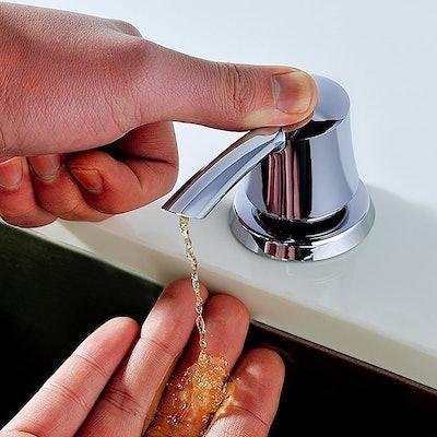 BZOOSIU Sink Soap Dispenser