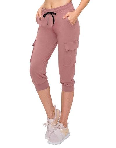 ALWAYS Women's Cargo Jogger Pants