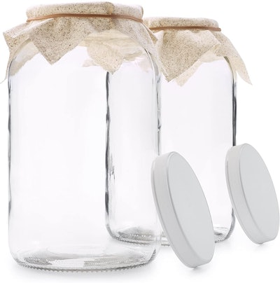 1790 Gallon Glass Jar (2-Pack)