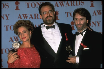 LuPone at the Tony Awards in 1980.