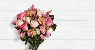 Rosy Glow Bouquet