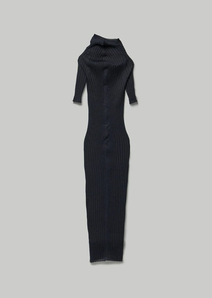 Knit Body Con Dress