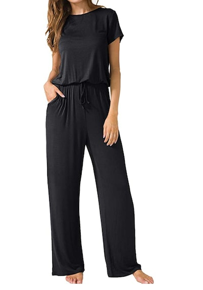 LAINAB Wide Leg Jumpsuit