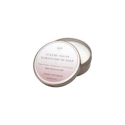 Luxury Vegan Makeup Brush Soap