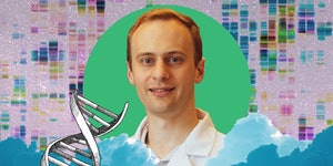 Biologist Kevin Esvelt and the future of gene drive.