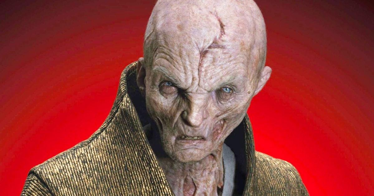 Who is snoke in star wars