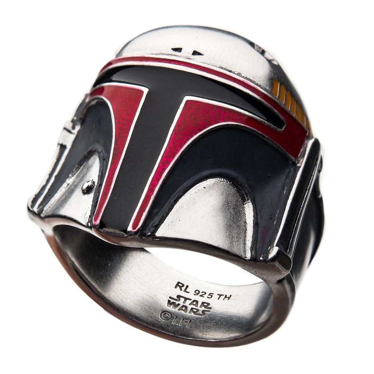 Star Wars™ | RockLove Boba Fett Ring