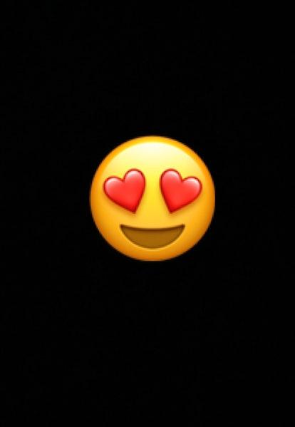 The heart eyes emoji often conveys enthusiastic feelings of love, infatuation, and adoration.