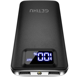 GETIHU 10000mAh Power Bank with  LED Display