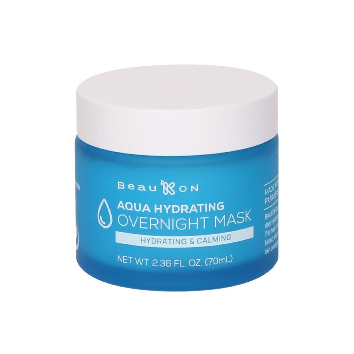 BeauKON Aqua Hydrating Overnight Mask