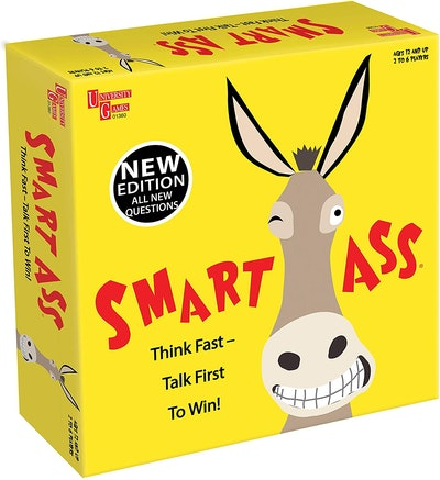 University Games Smart Trivia Board