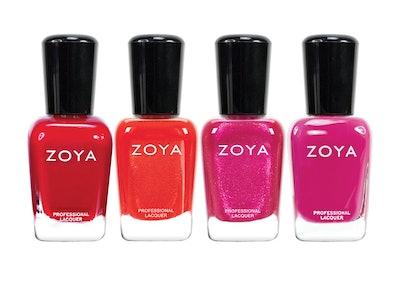 ZOYA Nail Polish Quad (4-Pack)