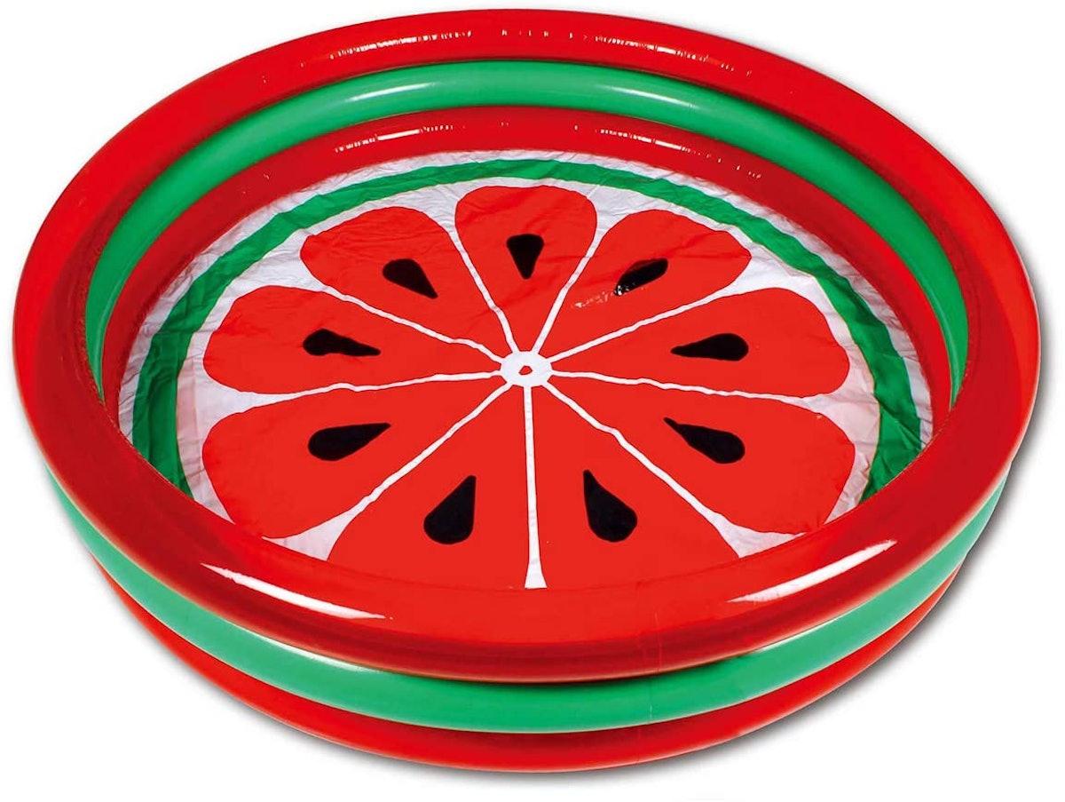 Hoovy 3-Ring Pool Watermelon Style