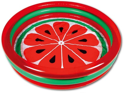 Hoovy 3-Ring Pool Watermelon Style