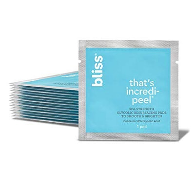 Bliss That's Incredi-peel Glycolic Resurfacing Pads