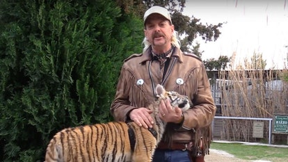 Joe Exotic's Husband Dillon Passage Weighs In On Nicolas Cage's Casting