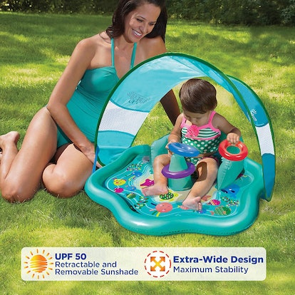SwimSchool Splash Play Mat