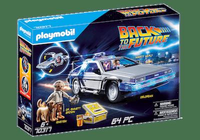 """""""Back to the Future"""" DeLorean"""