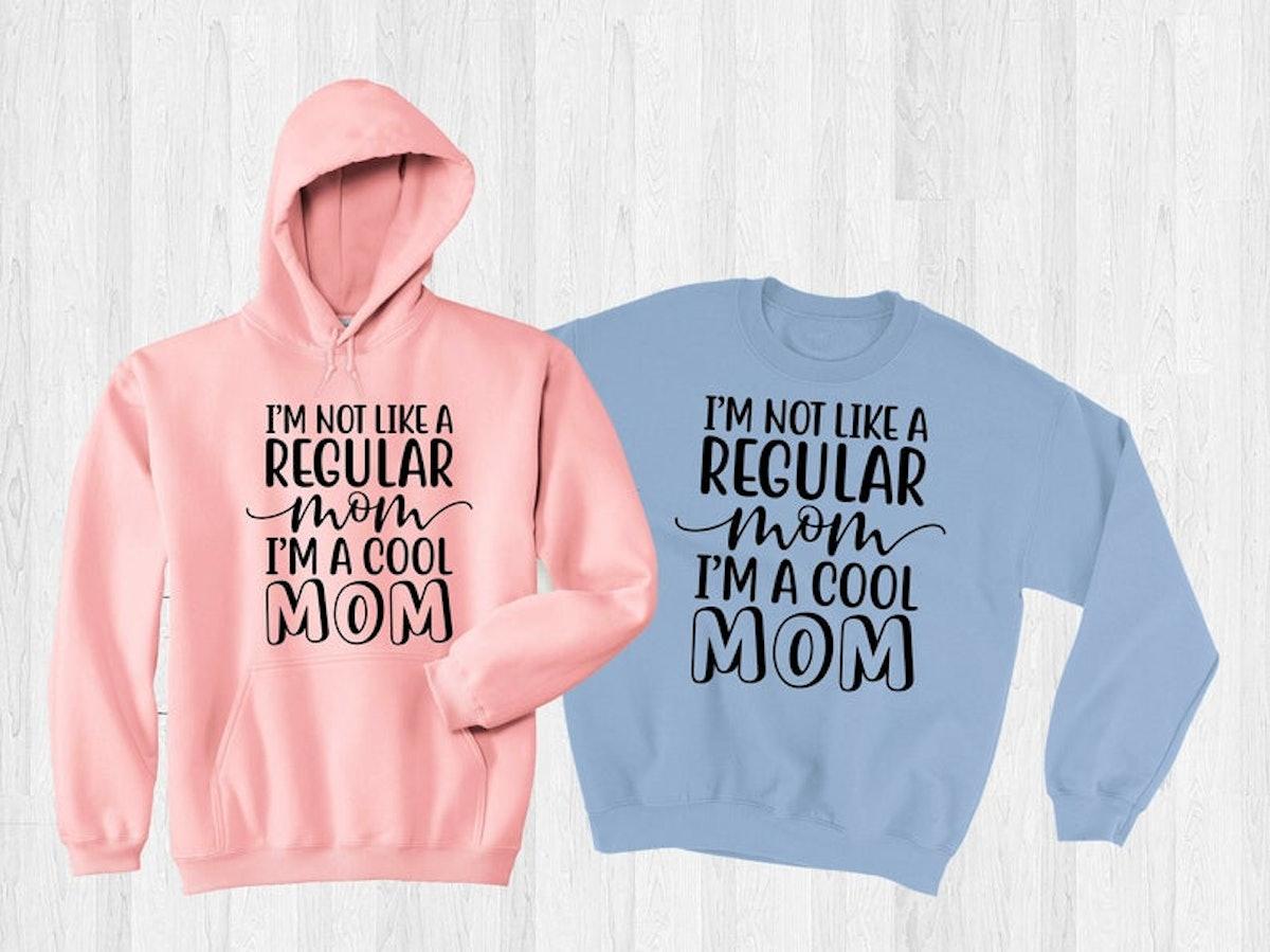 MazeCustom's I'm A Cool Mom Sweatshirt