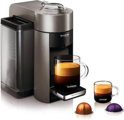 Nespresso by De'Longhi Vertuo Coffee and Espresso Machine