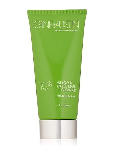 CANE + AUSTIN 10% Glycolic Acid Gelée Mask + Cleanser
