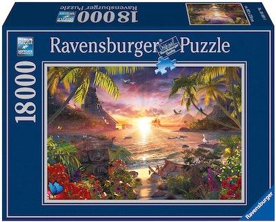 Ravensburger Paradise Sunset Adult Puzzle