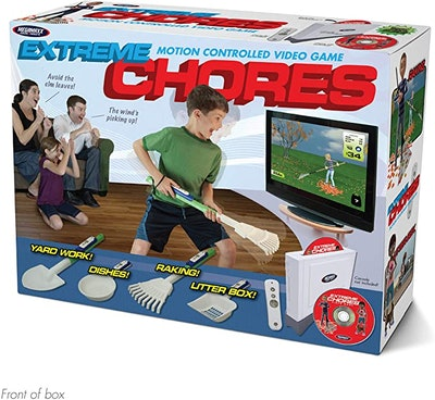 Prank Pack Extreme Chores Video Game