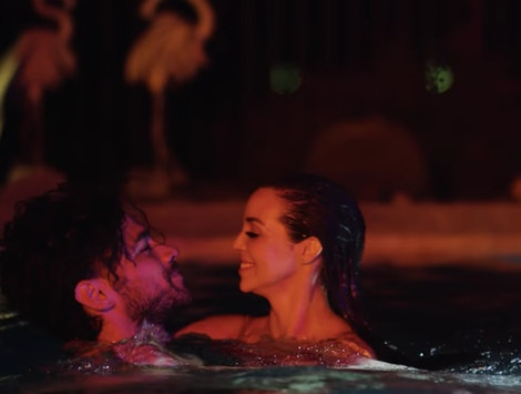 """'Vanderpump Rules' stars Brett and Scheana in her music video for """"One More Time"""""""