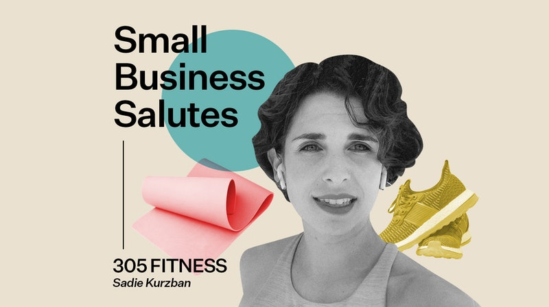 In 'Small Business Salutes,' 305 Fitness Founder Sadie Kurzban Explains The Value Of Community