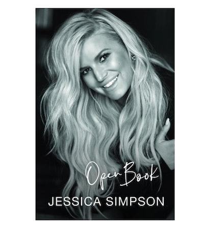 Open Book: A Memoir by Jessica Simpson (Hardcover)