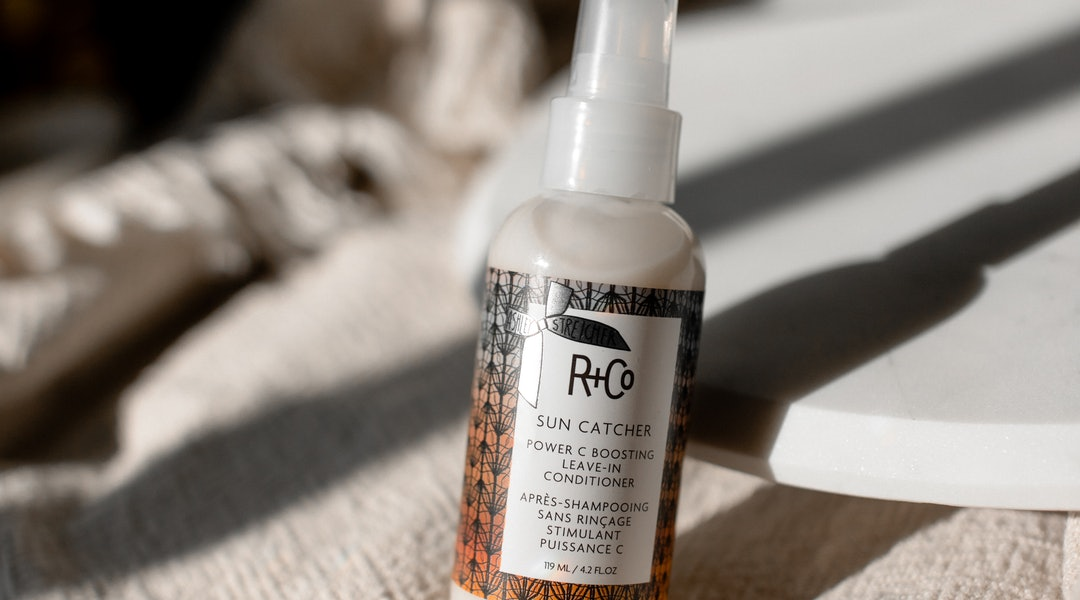 R+Co's latest product is a leave-in conditioner with multiple uses.