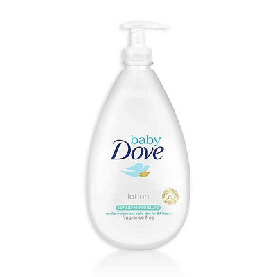 Baby Dove 20 oz. Nourishing Baby Lotion in Sensitive Moisture