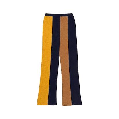 The Elder Statesman Stripe Baja Pants