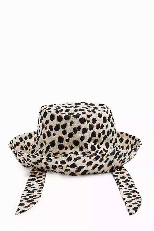 Dalmatian Spot Tie Bucket Hat