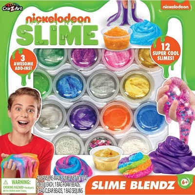Cra-Z-Art Nickelodeon Slime Blendz
