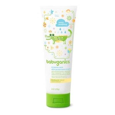 Babyganics Eczema Care Skin Protectant Cream, 8 OZ