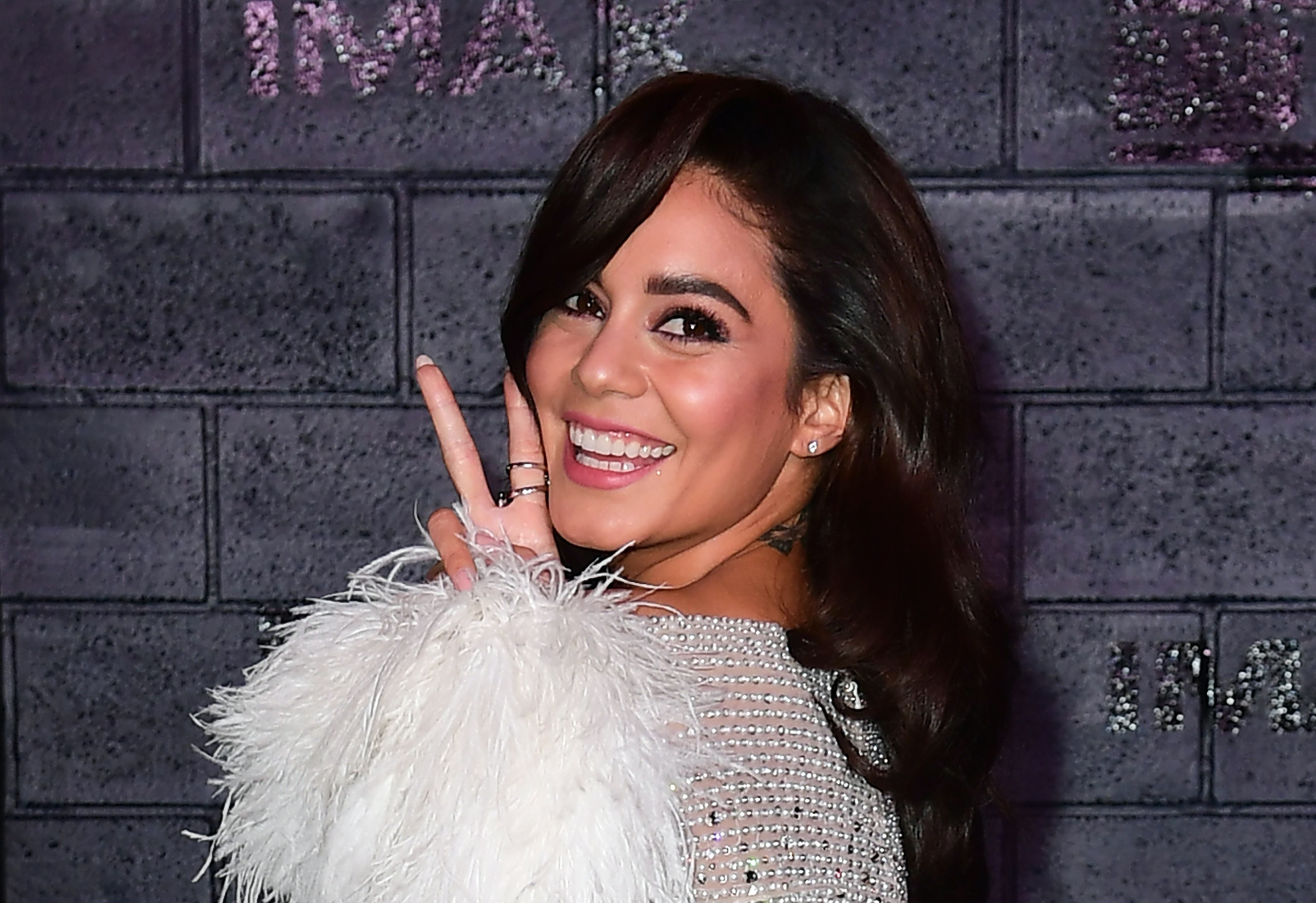 Vanessa Hudgens Wore Space Buns In Honor Of Star Wars Day
