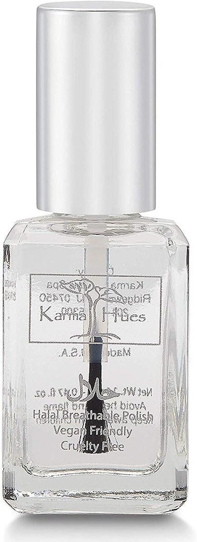 Karma Organic Clear Nail Polish